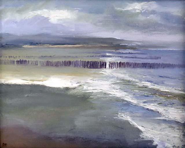 Zee bij Zoutelande
